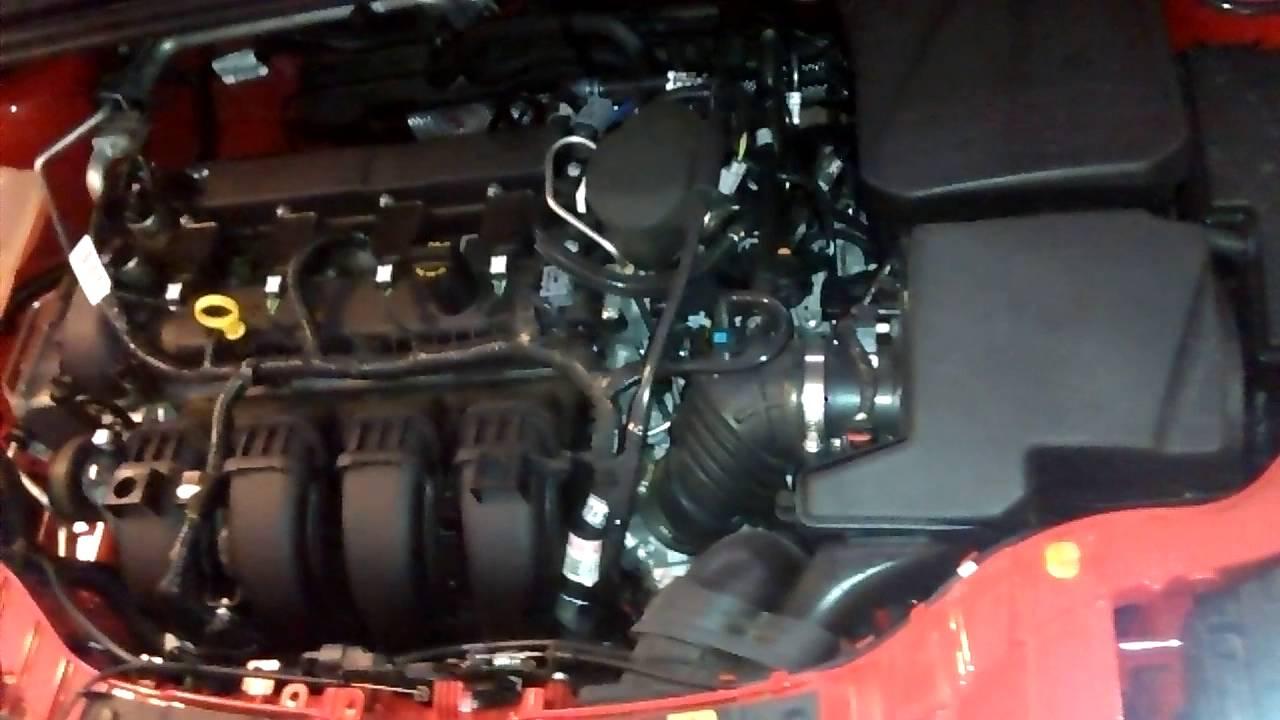 2016 Ford Focus Se Engine Normal Noises 2 0l 4 Cylinder