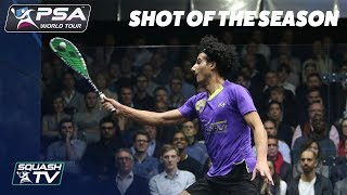 Squash: Shot of the Season - Men\'s 2017/18 Shortlist