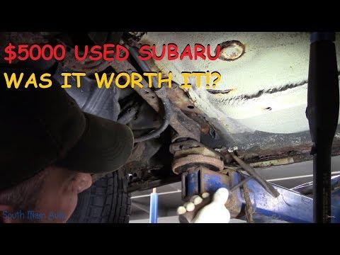 Did My Customer Get Ripped Off: $5000 Used Subaru