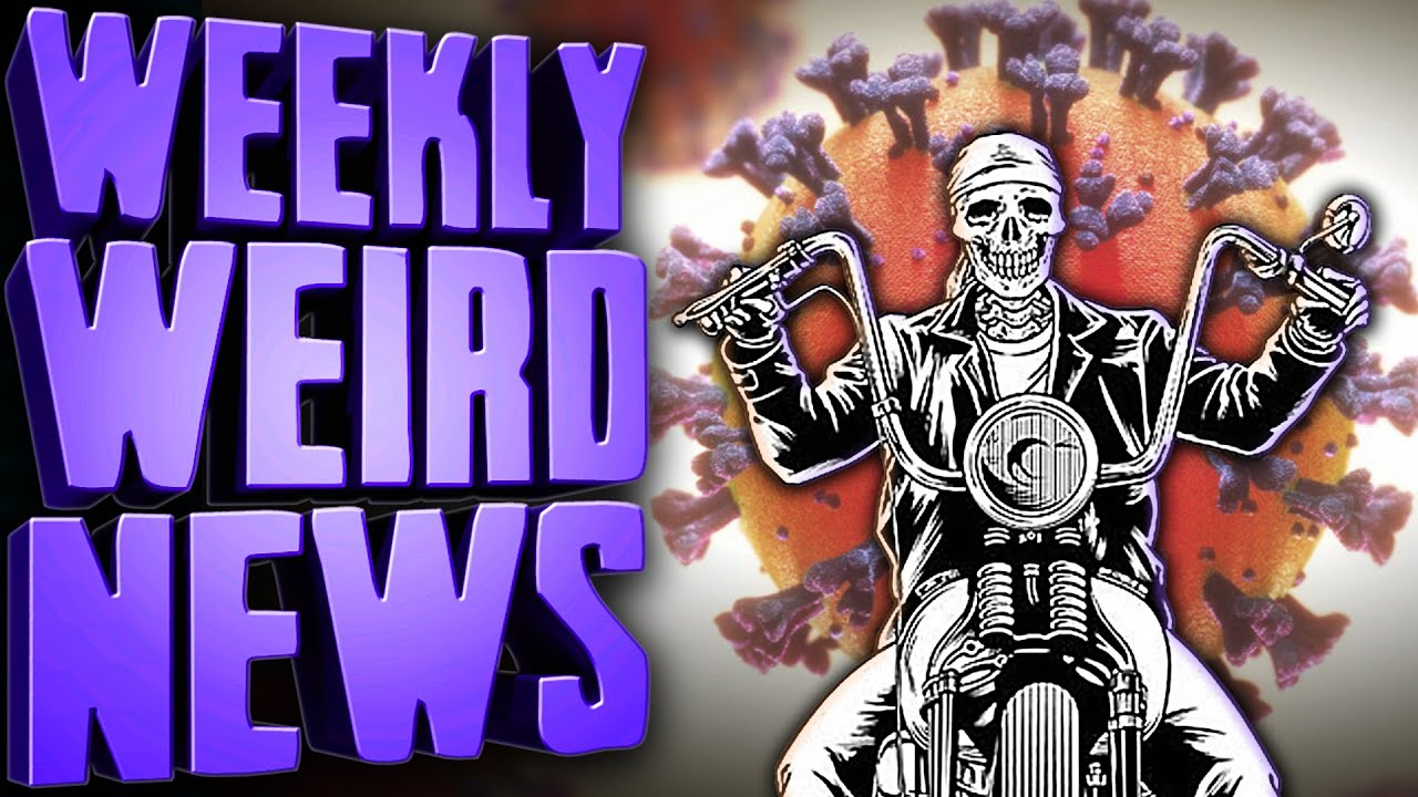 It's RIDE AND/OR DIE at STURGIS 2020 - Weekly Weird News