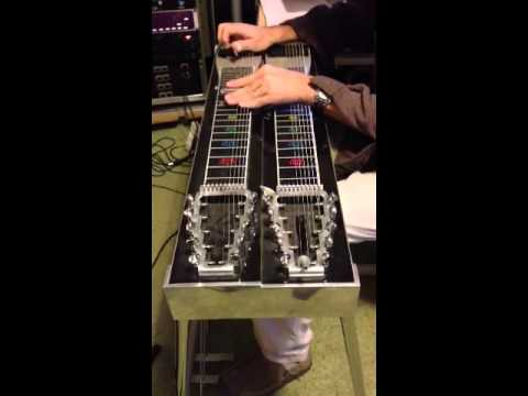 Dead On Live Pride Of Cucamonga Pedal Steel Practice