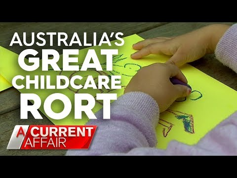 The Astronomical Cost Of Childcare In Australia | A Current Affair