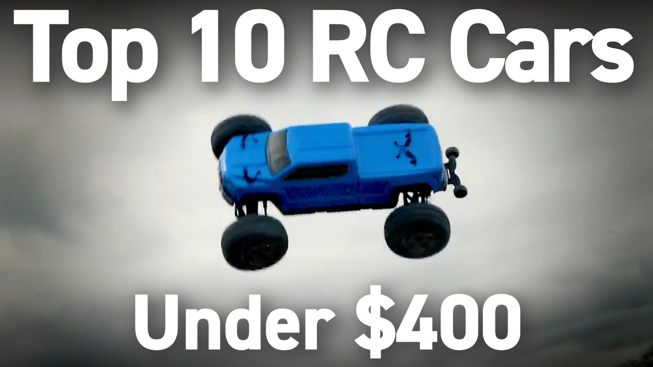 Top 10 RC RTR Cars Under 0