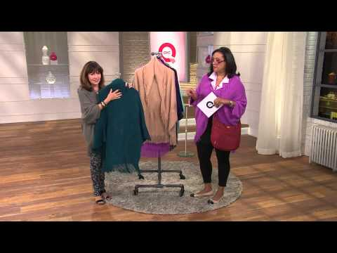 Layers by Lizden Marvelush Shrug with Cable Detail with Leah Williams