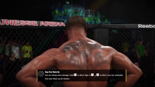Ea Sports UFC 3 new!! Gameplay