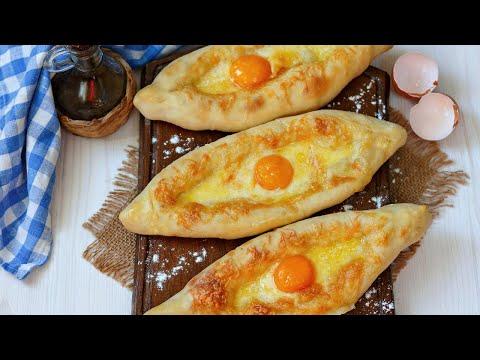 Хачапури с сыром рецепт приготовления с фото и видео