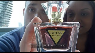 Guess Seductive Sunkissed fragrance/perfume review