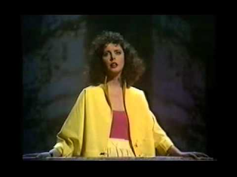 Sarah Brightman in Song & Dance -