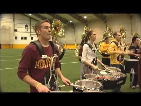 Pride of Minnesota: Backstage