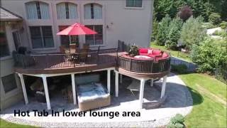The Ultimate Party Deck by NJ Deck Builder & Designers Deck Remodelers.com