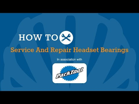 How To Replace Headset Bearings