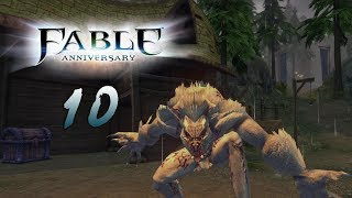 Fable Anniversary #10 - Der weiße Balverin - Fable Gameplay Deutsch/German