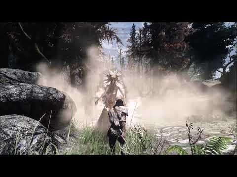 Dark Fantasy Skyrim Playthrough #1: Alternate Start In Falkreath Forest And Journey To Riverwood