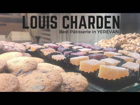Best Bakery & Cafe In Yerevan | Louis Charden
