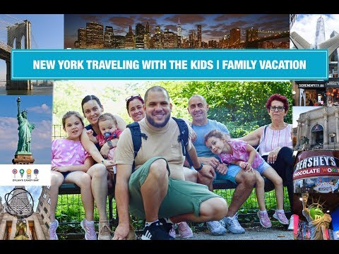 New York Traveling With Kids | Family Vacation.