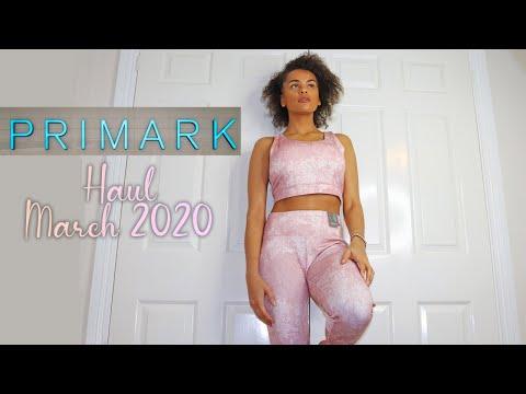 PRIMARK + ZARA TRY ON HAUL MARCH 2020  @Primark