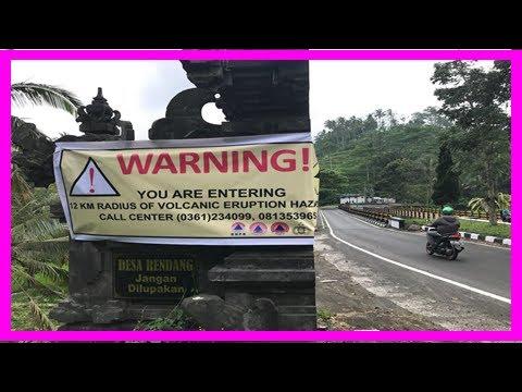 Breaking News | 70,000 tourists may postpone visit to bali