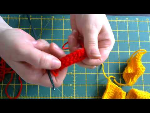 How To Create Crochet Cross Stitch Knit Graph Patterns Video