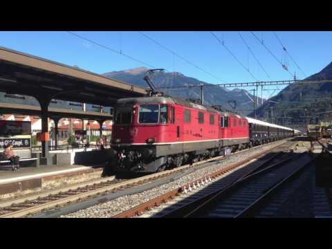 Venice Simplon Orient Express in Ticino