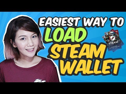 EASIEST Way To LOAD STEAM WALLET