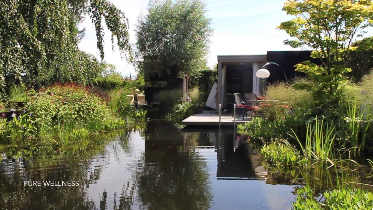 Van mierlo tuinen mooiste zwemvijver van nederland youtube