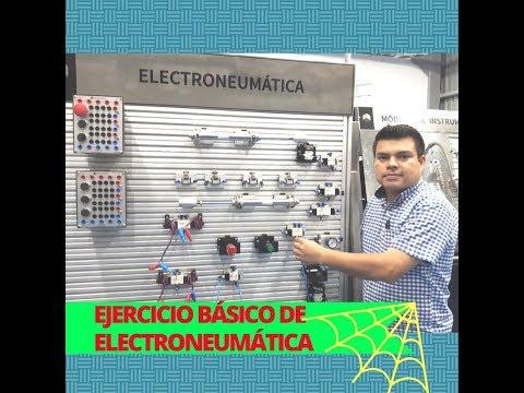 Suspensión electroneumática