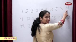 Learn Hindi Numbers 1 to 25 | हिंदी अंक | Learn Numbers in Hindi | Learn Hindi