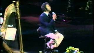 Johnny Mathis - Come Sunday - Royal Albert Hall, London