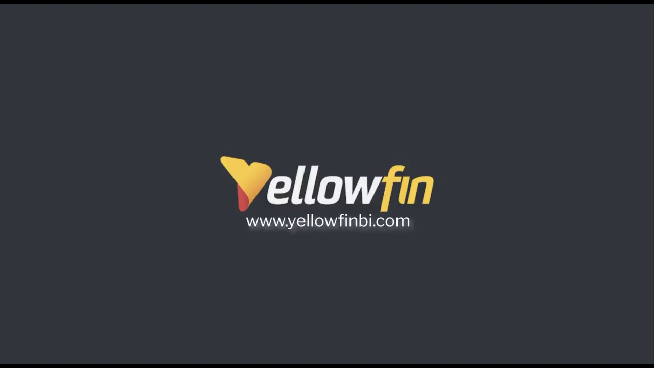 Hot off the press: Yellowfin 7.4.6 - YouTube
