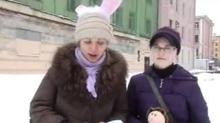 видео Красносельский военкомат выуживает призывников из квартир