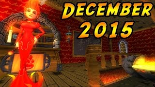 Wizard101: December 2015 Producer