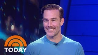 James Van Der Beek Talks About  'What Would Diplo Do?' And His Family Life | TODAY