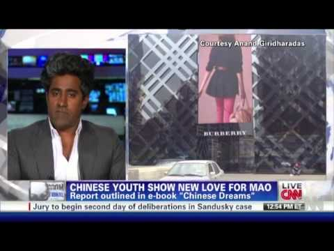 Anand Giridharadas: Chinese Youth