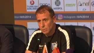 Abdullah Avcı: ''Önceliğimiz Play-Off, Ardından Gruplar''