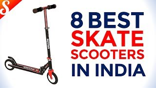 8 Best Skate Scooters for Kids in India with Price