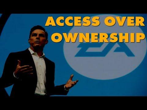 EA CEO Defends