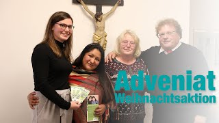 Friede! Mit dir! – Interview zur Adveniat-Weihnachtsaktion 2019