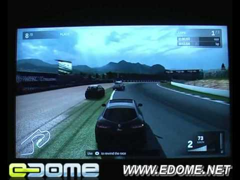 Forza Motorsport 3: career mode, a championship race