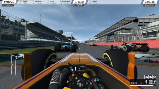 30 FR17 (F1) cars at Monza Madness!