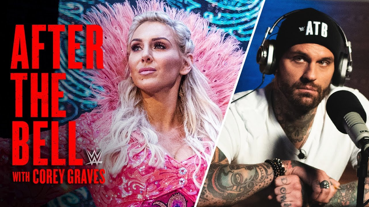 "Charlotte Flair en ""WWE After The Bell"""