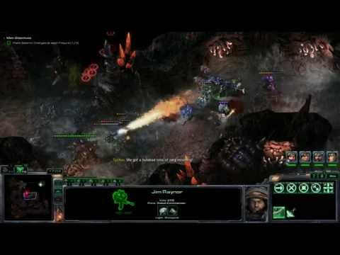 Starcraft 2: Wings of Liberty - Belly of the Beast
