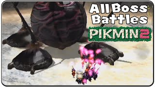 Pikmin 2 All Bosses