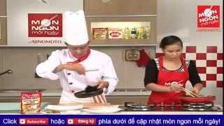 Món ngon mỗi ngày: Cách làm món thịt ba rọi chiên sả ớt
