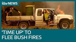 People warned time has run out to flee Australia wildfires   ITV News