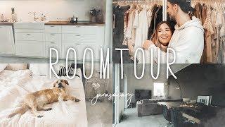 XXL ROOMTOUR - Unsere Penthouse Wohnung | janasdiary
