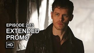 The Originals 2x13 Extended Promo - The Devil is Damned [HD]