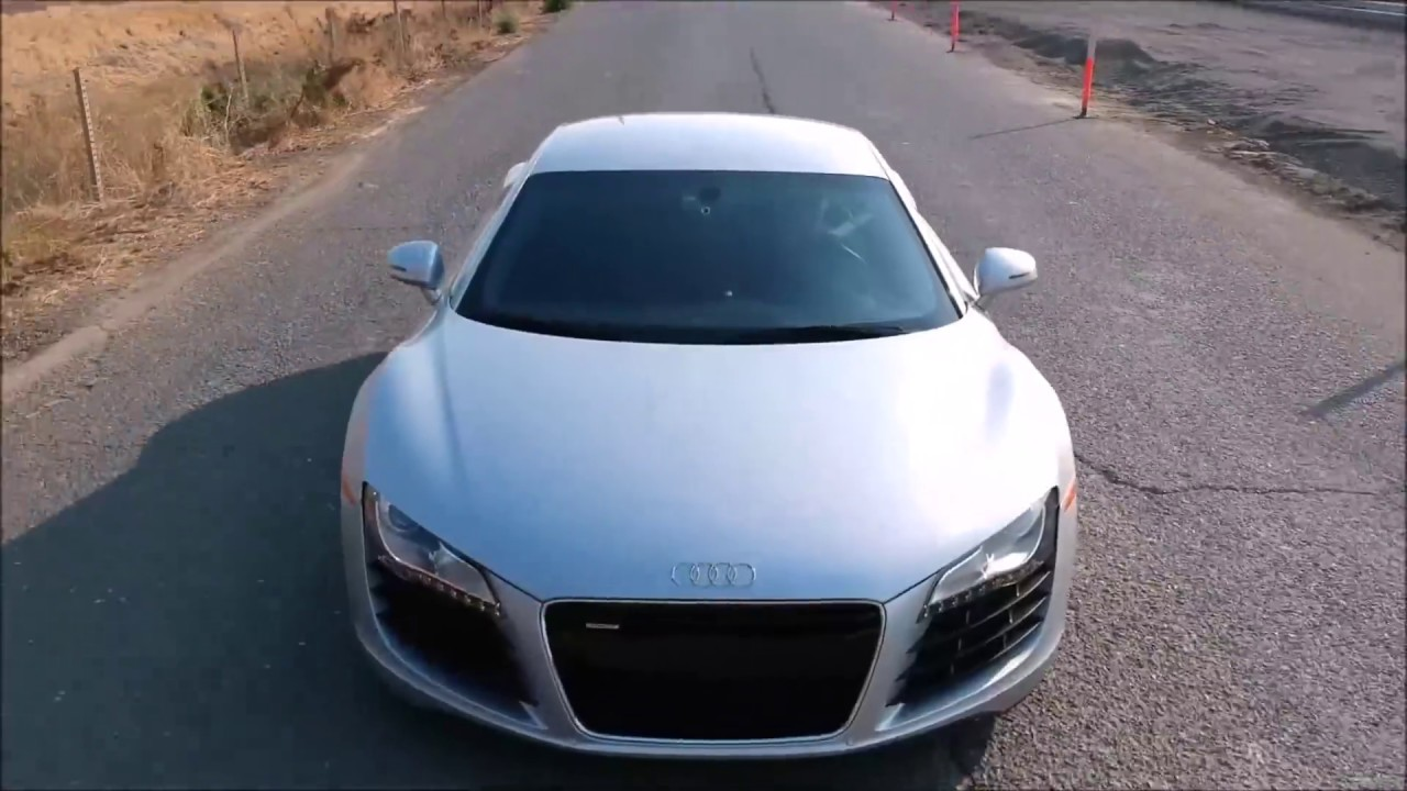 Here's Why the Original Audi R8 was Worth $120,000