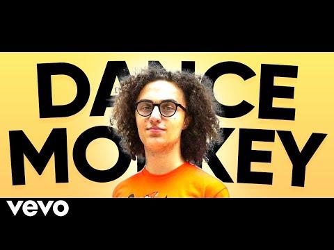 Kwebbelkop Sings Dance Monkey