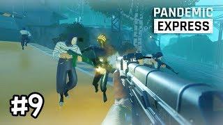 Pandemic Express Zombie Escape[Thai] #9 ซุ่มยิงยุง
