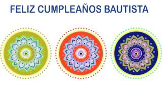 Bautista   Indian Designs - Happy Birthday